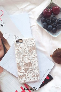 Click through to see more iPhone 6 protective phone case designs by @Anchobee >>>  #lace | @Casetify