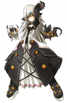 Code: Exotic from Elsword