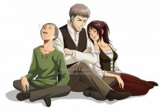 Connie , Jean and Sasha
