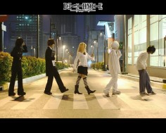 cosplay death note | Download the Death Note anime wallpaper titled: 'Death Note Cosplay'.