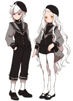 Cute Sailor Uniforms