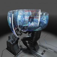 Cyberpunk, Futurism