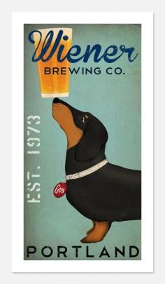 DACHSHUND Wiener Dog Brewing Company