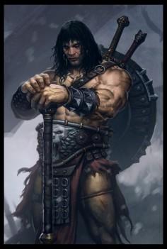 Dark Horse Comics' Conan Fan Art Cover Contest.