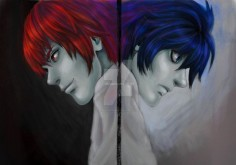 Death Note: duality by ninja0jesus