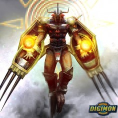 Digimon: Wargreymon by  on @DeviantArt