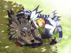 Digimon WhiteWings - Some Digimon fanarts by sakura-a-i on DA.