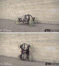 Disney's new VertiGo robot can defy physics and cimb