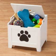 Do you spend several minutes every day picking up your dog's toys and putting them away? Most dogs are like kids – they get every toy they have and spread it around the house until it looks like a pet …