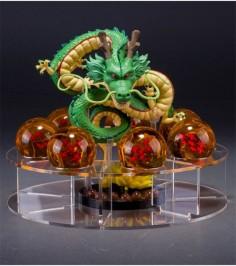 dragon ball gt toys Anime Dragon dragon ball z action figures Toy with 6pcs PVC ball + the display shelf
