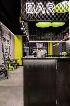 ЕБШ TRX BOX BAR on Interior Design Served
