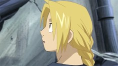 Ed knows that you are looking at him. | Edward Elric | Fullmetal Alchemist Brotherhood
