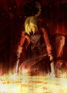 [edward elric, fullmetal alchemist: brotherhood]