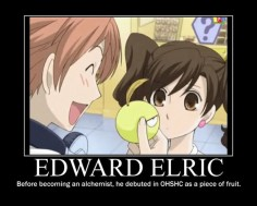 Edward Elric Poster by ~FluffyFlaaffy on deviantART