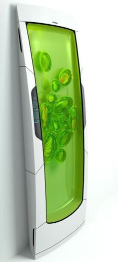 Electrolux Bio Robot Refrigerator by Yuriy Dmitriev » Yanko Design
