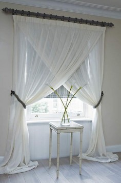 Elegant Window Dressing for your home by Pret A Vivre