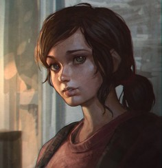 Ellie The Last Of Us by KR0NPR1NZ on deviantART