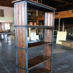 Ellis Shelf | Vintage Industrial Furniture