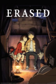 Erased Anime>>if you like Sherlock, I think you'll like this. Only 13 episodes and a complete story! It's really good and heartfelt. Watch this!!