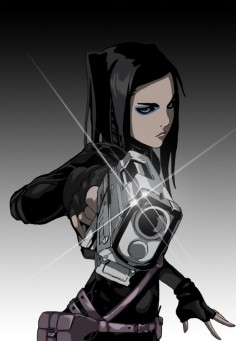 Ergo Proxy Fanart by ~Demonidras on deviantART
