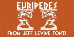 Euripedes JNL font download