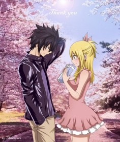 Even though I'm a Nalu fan, this is a cute Graylu pic :) I support NaLu, but this is adorable ^_^
