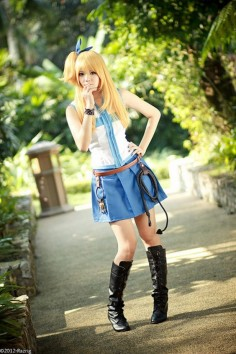 Fairy Tail Lucy Heartfilia Cosplay
