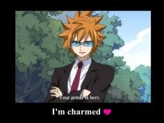 Fairy Tail Prince Charming by arryann on deviantART