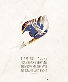 fairy tail quotes natsu - Google Search
