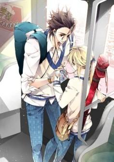 Fate Zero: Lancer and Saber (Modern World)