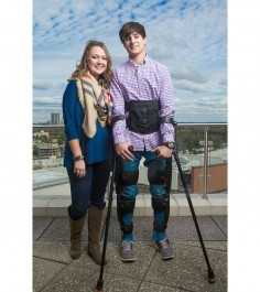 FDA Clears Indego Exoskeleton for Clinical and Personal Use
