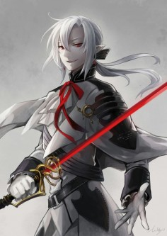 Ferid Bathory - Seraph of the End / Owari no Seraph