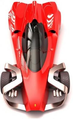 Ferrari Zobin Concept Car looks like a ♥ this car its just fantastic!!
