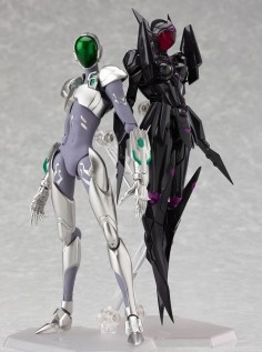 Figma : Silver Crow de Accel World