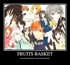♥ Fruits Basket ♥