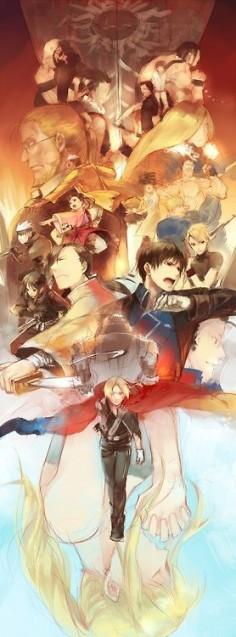 _Fullmetal Alchemist Brotherhood