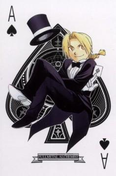 Fullmetal Alchemist, Edward Elric