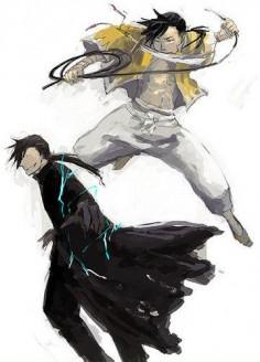 Fullmetal Alchemist - full-metal-alchemist Fan Art