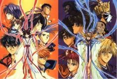 Fushigi Yuugi - For Scenes