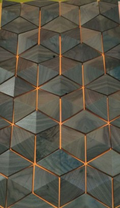 Futuristic Interior Design: 20 polygonal and geometric objects you'll love