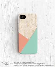 Geometric iPhone 5c case Wood print iPhone 5s case by TonCase, $ Perfect for my 5s!!!