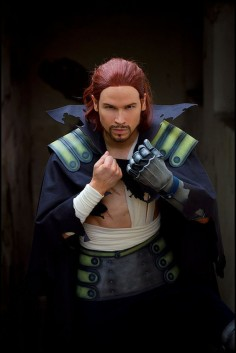 Gildarts Clive - Fairy Tail cosplay by Elffi #Fairy Tail #cosplay