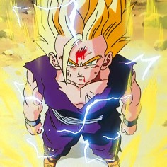 gohan tumblr - Google Search