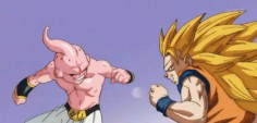 Goku vs kid Buu :)