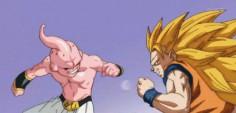 Goku vs kid Buu :)