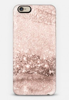 GOLDEN FLOW ROSE GOLD by Monika Strigel for iPhone 6 iPhone 6 case by Monika Strigel | Casetify