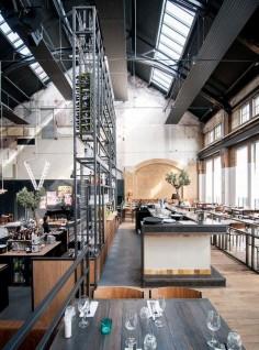 Grandcafé en restaurant Khotinsky Dordrecht