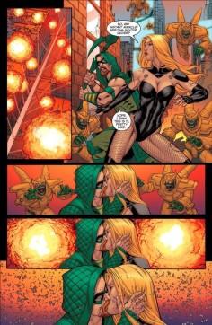 Green Arrow & Black Canary