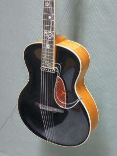 Grellier Archtop