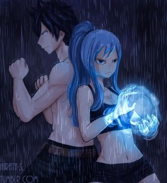 Gruvia training